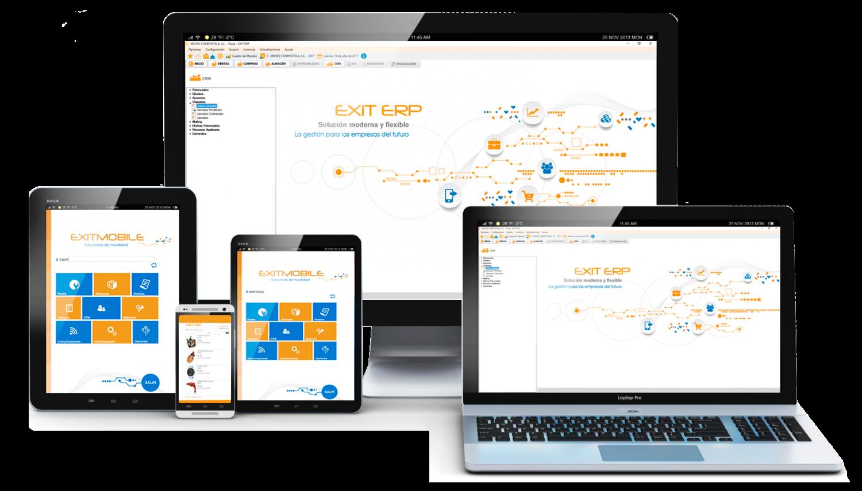 Imagen 2 ERP Software de gestión Valencia